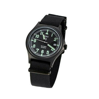 £111.26 • Buy MWC Swiss Military Watch 100m/330ft 10 Year Battery Life PVD Stainless Steel NEW
