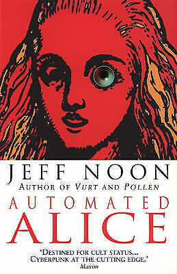 £1.50 • Buy Automated Alice By Jeff Noon (Paperback, 1997)