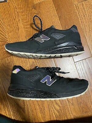 """$105 • Buy New Balance M998ABK """"Northern Lights"""" Made In USA Size 10.5 - Pre-owned"""
