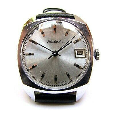 £0.71 • Buy RAKETA Vintage Watch Made In USSR From 1970s | The Russian Beauty