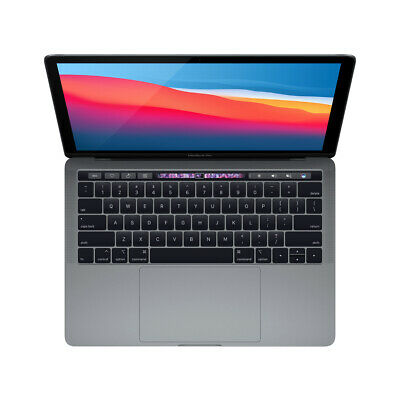 $1149 • Buy 2018 Apple MacBook Pro Touch Bar 13  Gray | 2.7GHz I7 16GB 1TB SSD Certified