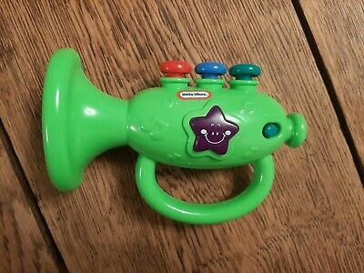 £1 • Buy Little Tikes My First Trumpet Toy