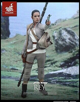 $ CDN470.65 • Buy 1/6 Star Wars Rey Resistance Outfit Movie Masterpiece Series Hot Toys BRAND NEW
