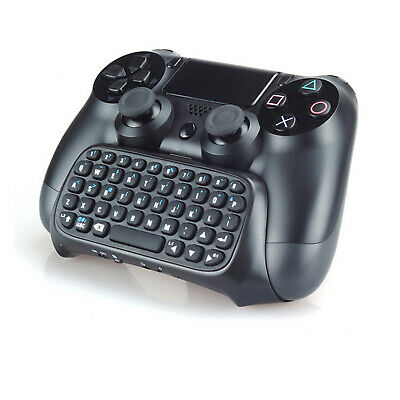 AU26.44 • Buy Bluetooth Wireless External Keyboard For Sony PS4Game Controller Accessories