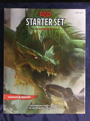 AU50 • Buy Dungeons And Dragons Boxed Starter Set NEW