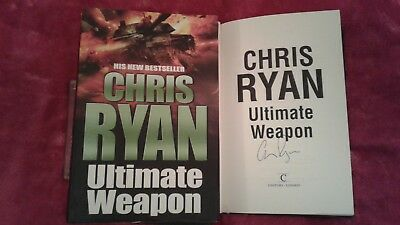 £3.99 • Buy Ultimate Weapon By Chris Ryan (First/First Edition Hardback, 2006)