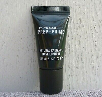 $4.62 • Buy 1x MAC Prep + Prime Natural Radiance Base Lumiere Travel Size, 6ml #Radiant Pink