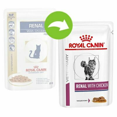 £19.99 • Buy Royal Canin Special Vet Renal Diet Urinary Care Cat Wet Food Chicken 12 X 85g