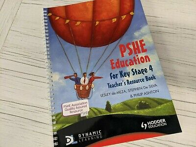 £39.99 • Buy PSHE Education For Key Stage 4 Teacher's Resource Book + CD