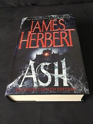 £13.99 • Buy ASH By James Herbert - 1ST ED Limited