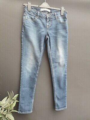 £10 • Buy Next Relaxed Skinny Jeans Size 8 Petite