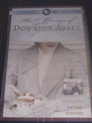 £6.51 • Buy Downtown Abbey The Manners Of