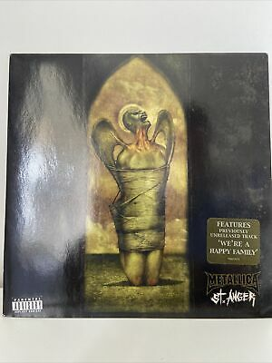 £1.10 • Buy Metallica St Anger Vinyl - 7 Inch Single - Used But V Good Condition