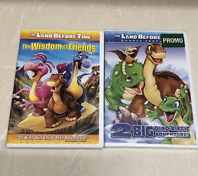 £0.70 • Buy The Land Before Time 2DVD 3 Movies