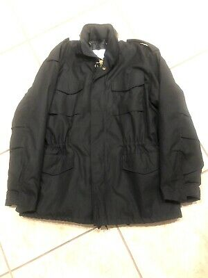 $90 • Buy M-65 Field Jacket, New,  Large Regular, Black With Cold Weather Liner Rothco