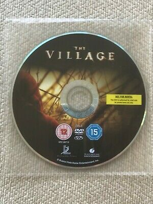 £0.60 • Buy The Village (DVD Disc Only, Used, 2005)