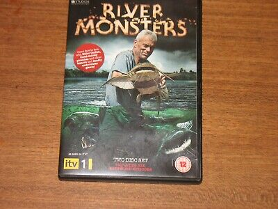 £2.99 • Buy Icon Films 'River Monsters' 2008 Double Dvd Set