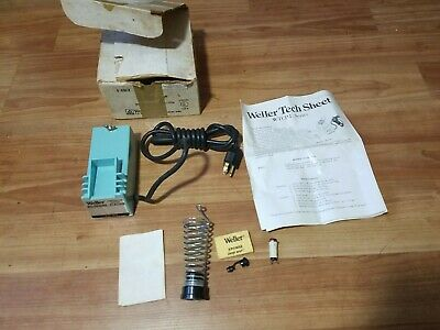 £7.12 • Buy Weller Controlled Output Soldering Station  Model WTC - NOS