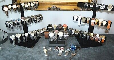 $ CDN64.74 • Buy Fossil Relic Men's And Women's Watch Lot 74 Pieces 10.9 Lbs Untested As Is