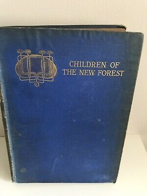 £6.99 • Buy CHILDREN OF THE NEW FOREST By Captain Marryat, Illus. Harold Copping (1903)