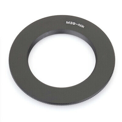 $9.30 • Buy US Leica M39 Screw Lens To Nikon F Mount Adapter For D750 D5200 D90 D80