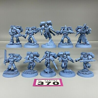 £54.95 • Buy Skyclaws Assault Blood Claws Space Wolves Warhammer 40,000 Made Sprayed Painted