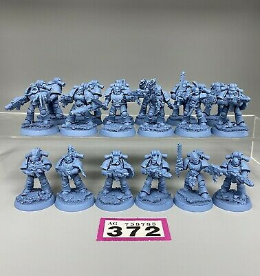 £69.95 • Buy Mkiii Grey Hunters Wolf Pack Space Wolves Warhammer 40,000 Made Sprayed Painted