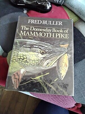 £175 • Buy The Domesday Book Of Mammoth Pike By Fred Buller