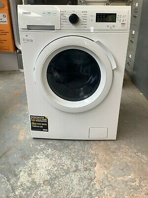 £490 • Buy Zanussi ZWD96SB4PW 9Kg / 6Kg Washer Dryer 1600 Rpm - White - E Rated #RW24754