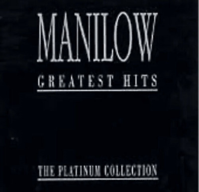 £1.95 • Buy Barry Manilow Greatest Hits Cd Album 1993 Rare The Platinum Collection