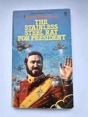 £2.99 • Buy The Stainless Steel Rat For President By Harry Harrison [Paperback, 1982]