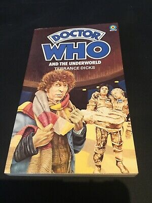 £6.50 • Buy Doctor Who And The Underworld - Terrance Dicks. 1984 Reprint VGC!!