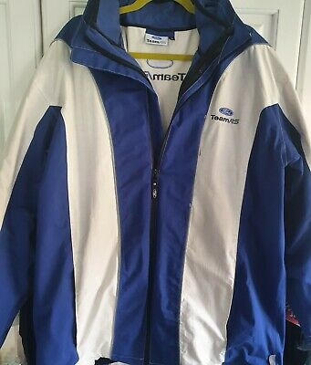 £60 • Buy Ford Team RS Limited Edition 3in1 Rally Jacket/Waterproof Coat XXL