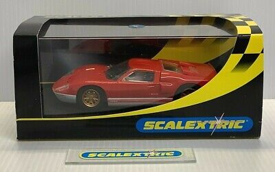 £34.99 • Buy Scalextric Hornby C2424 FORD GT40 MKII (MINT BOXED) Collectors Club 2003 LIGHTS