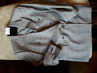 £30 • Buy Horne Bros Dog Toothed Checked Suit Very Smart Size 42L Jacket And Trousers 32L