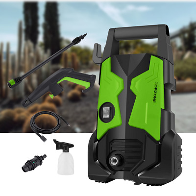 £79.99 • Buy 3000PSI/135 BAR Electric Pressure Washer Water High Power Jet Wash Patio Car New