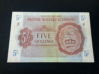 £7.19 • Buy Great Britain - Greece  5 Shillings British Military Authority