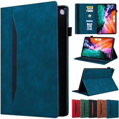 AU21.89 • Buy For IPad 5/6/7/8th Gen Mini 5 Air 4 Pro 11 12.9 2021 Smart Flip Cover Stand Case