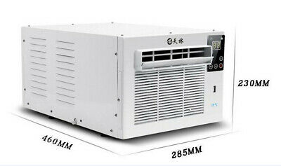 AU202.90 • Buy SALE!Remote Portable Air Conditioner Cooler Window Refrigerated Cooling STOCK US