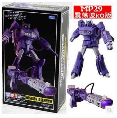 $44.93 • Buy Takara Tomy Transformers Master MP-29 Concussion Wave G1 Model With Light