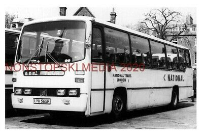 £0.80 • Buy National Travel (South East) Willowbrook AEC Reliance LYU565P