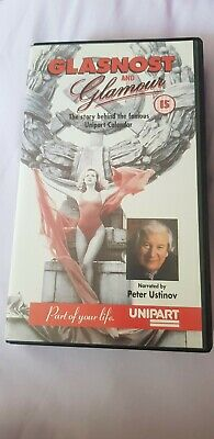 £1 • Buy Glasnost And Glamour: The Story Behind The Famous Unipart Calendar VHS 1993