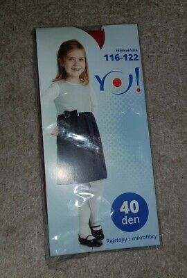 £0.99 • Buy Girls Red Tights Sheer, 6-7years! 40 Den New!