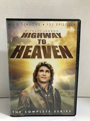 £17.38 • Buy Highway To Heaven The Complete Series (DVD, 2014, 23-Disc Set)