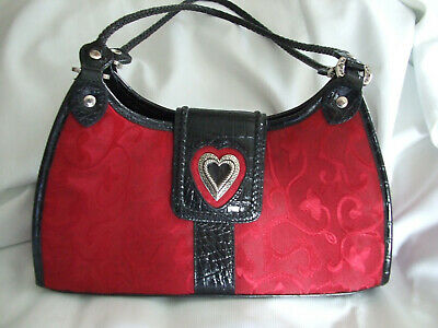 $12 • Buy M.C. Double Handled Purse With Change Purse Pre-owned