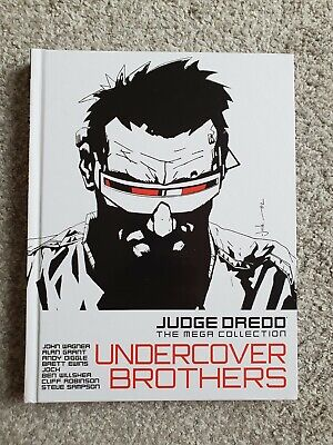 £1 • Buy Judge Dredd Mega Collection #18 Undercover Brothers