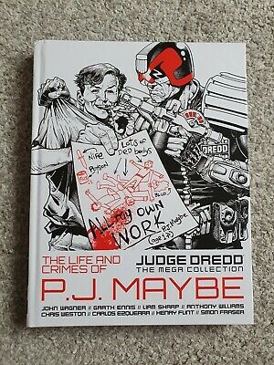 £1.20 • Buy Judge Dredd Mega Collection #28 The Life And Crimes Of PJ Maybe