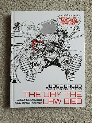 £1.20 • Buy Judge Dredd Mega Collection #33 The Day The Law Died