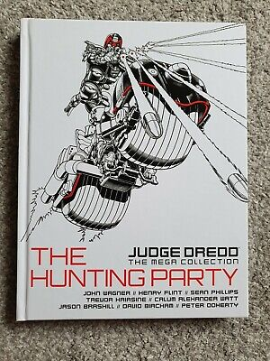 £2 • Buy Judge Dredd Mega Collection #41 The Hunting Party