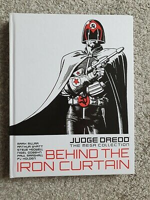 £1 • Buy Judge Dredd Mega Collection #59 Behind The Iron Curtain